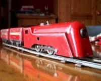 Marx Toy Train