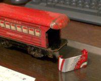 Marx Train (6) - Plattform