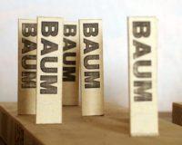 Ich bin ein BAUM